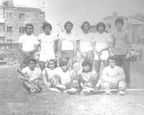 Oктемберян - 1977 год.