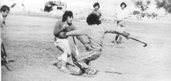 Лори - СКИФ. Oктемберян. 1977 год