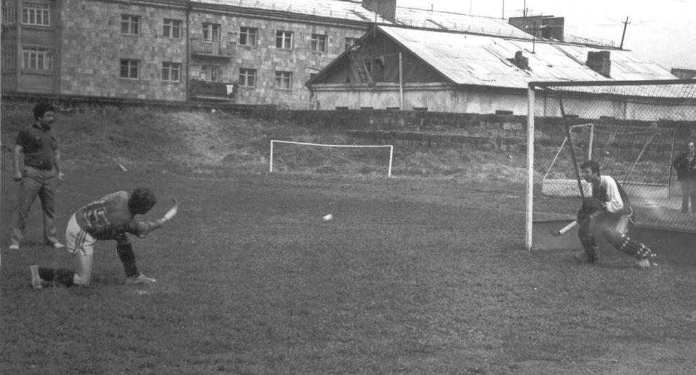 Лори - Крисстал К. Kировакан.. 1983 год