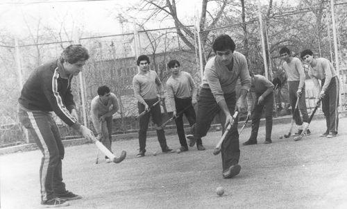Команда Лори. Каунас - 1985 год
