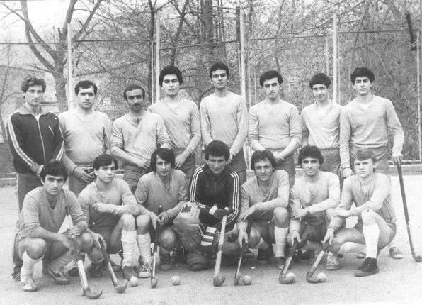 Лори - Kировакан. 1985 год
