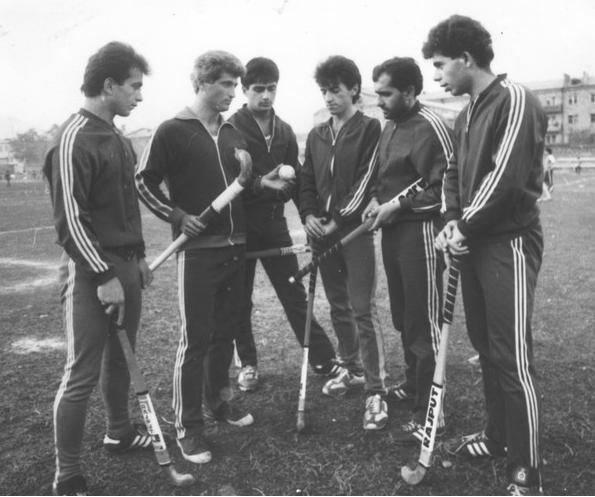 Лори - Kировакан. 1983 год