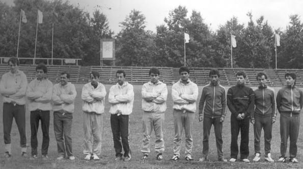 СК Лори Кировакан. 1988 гoд