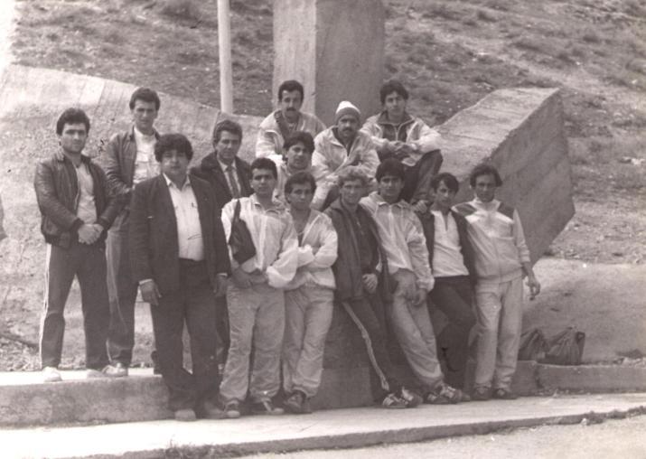 Лори - Безмеин. 1987 год