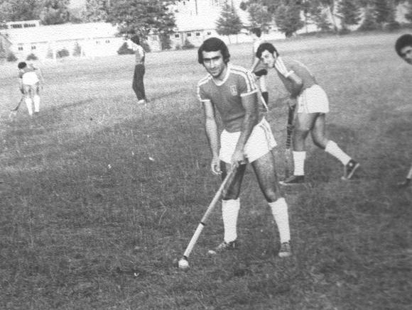 Хачик Аветян. Батуми - 1980г