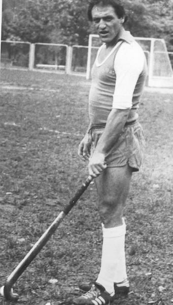 Размик Мусинян. Минск - 1985г
