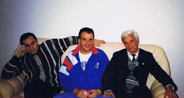 Samvel, Artashes, Sergey.