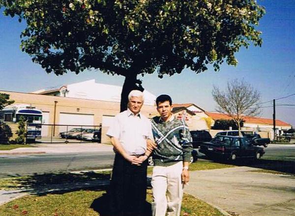 Акоп Калашян и Сергей Саркисян, 1999 год