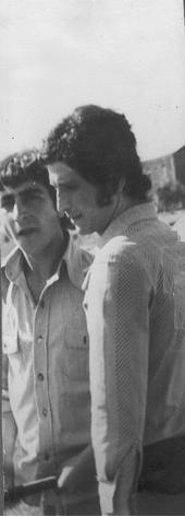 Сергей Саркисян. Oктемберян - 1977г.